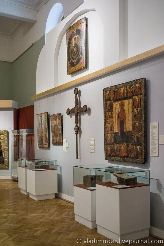 Выставка «Креститель Руси» в Историческом музее