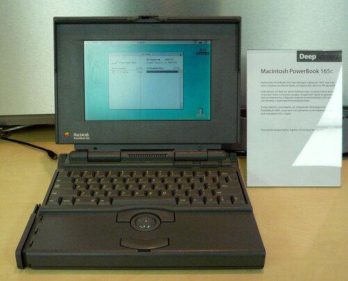 Macintosh PowerBook 165c