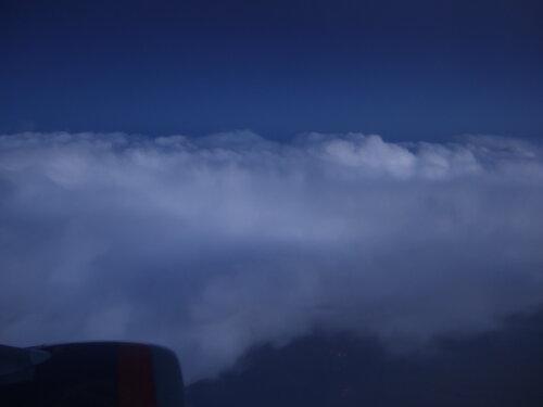 Небо над Брюсселем