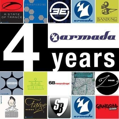 VA - Armada Four Years Compilation (2007)