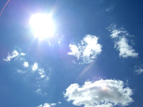 Солнце**