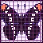 Бабочек можно вышить крестиком, гобеленовой вышивкой, расшить бисером, по трикотажному полотну.  А ещё по приведённым...