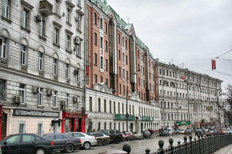 Москва, день 3