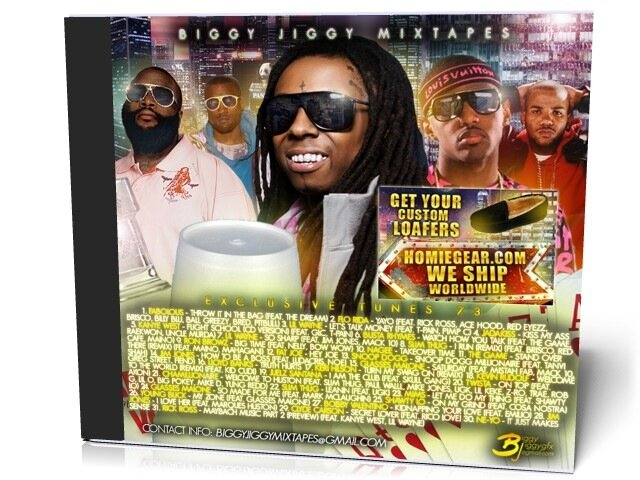 Biggy Jiggy Mixtapes - Exclusive Tunes 73 (2009)