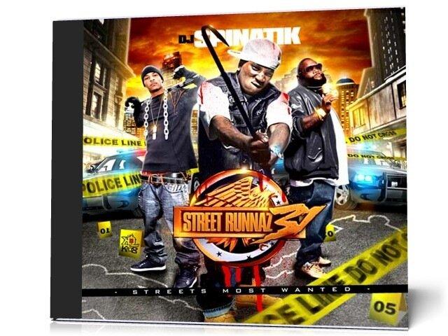 DJ Spinatik - Street Runnaz 31 (2009)