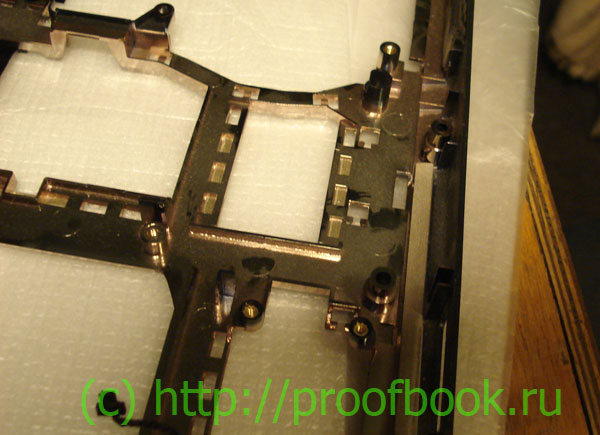 «Моддинг» ноутбука, установка 3G- модема