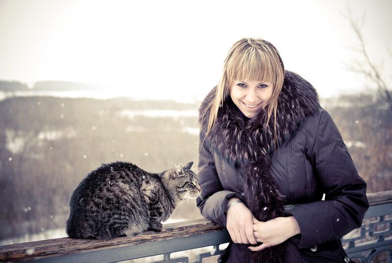 KOSHKA и кот