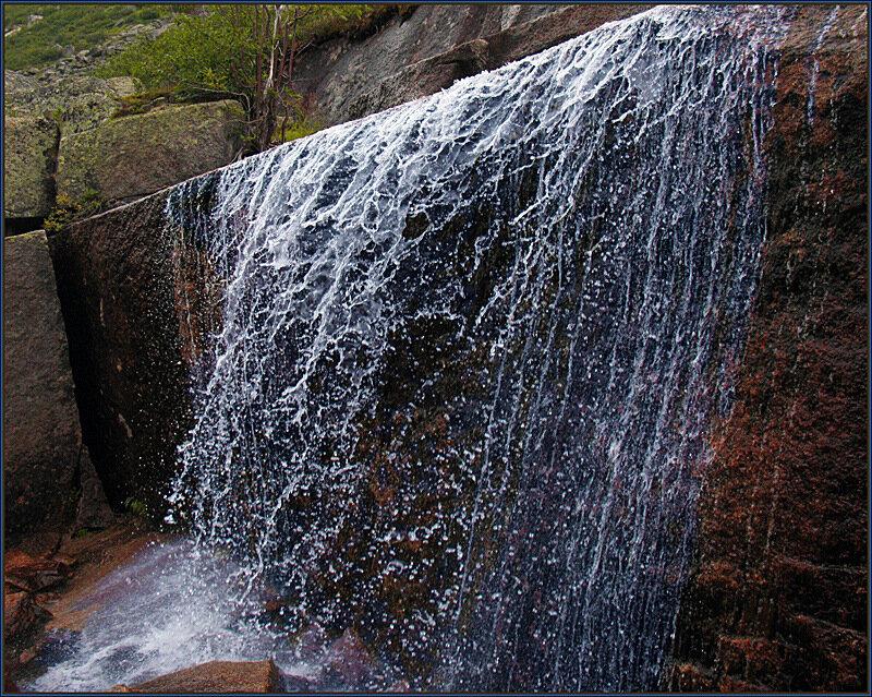 Водопад Драконий