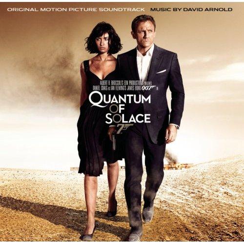 OST Quantum of Solace / Квант милосердия (2008)