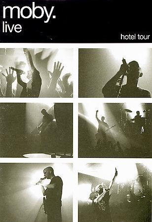 Moby Live: Hotel Tour + Bonus CD [DVD 9, Electro,  ...