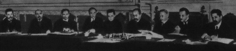 Первый кабинет Временного правительства
