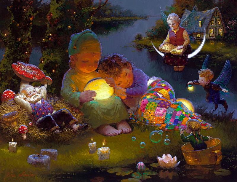 Сказочная живопись Виктора Низовцева (44).jpg