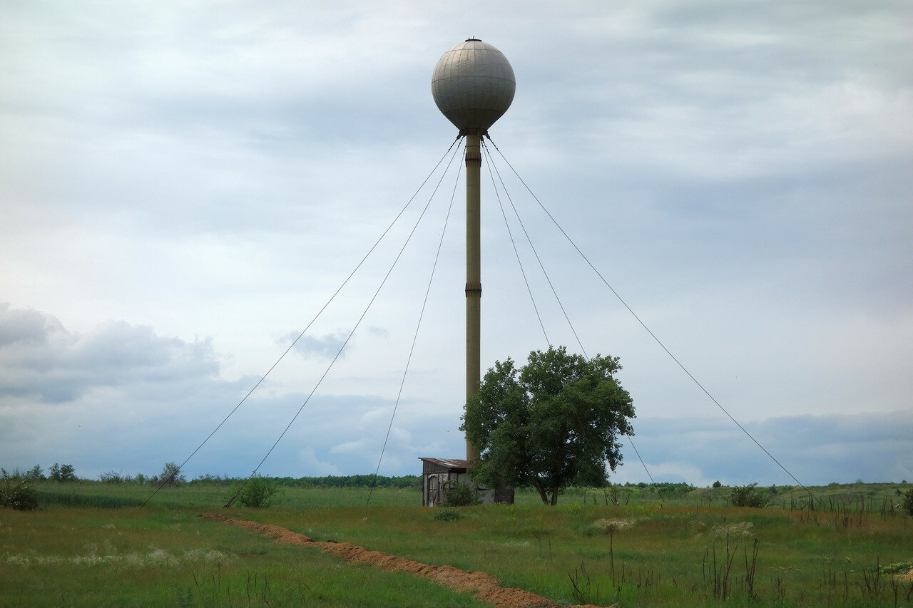 водонапорная башня?