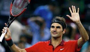Федерер обыграл Раонича на итоговом турнире АТР в Лондоне