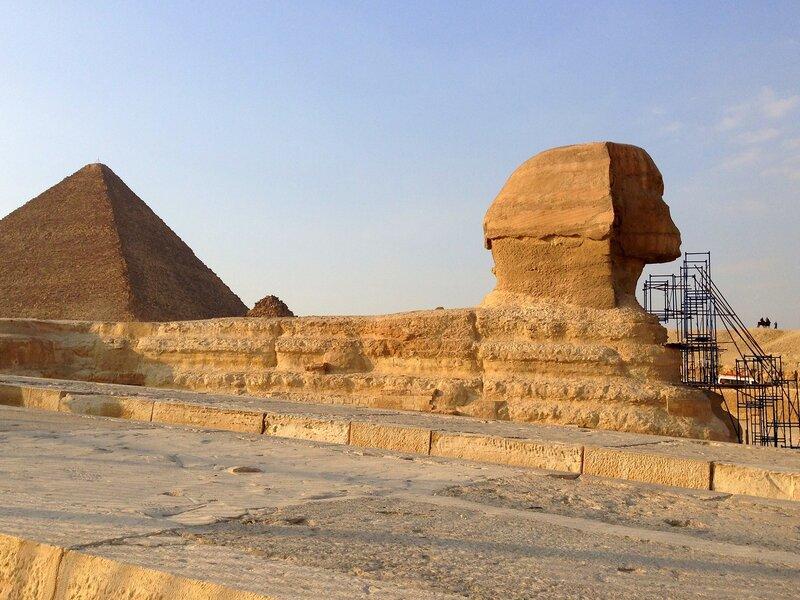 Каир после революции, октябрь 2014г