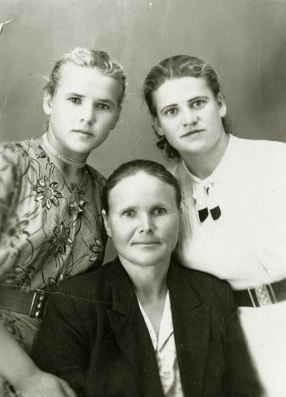 Женские фотопоротреты.