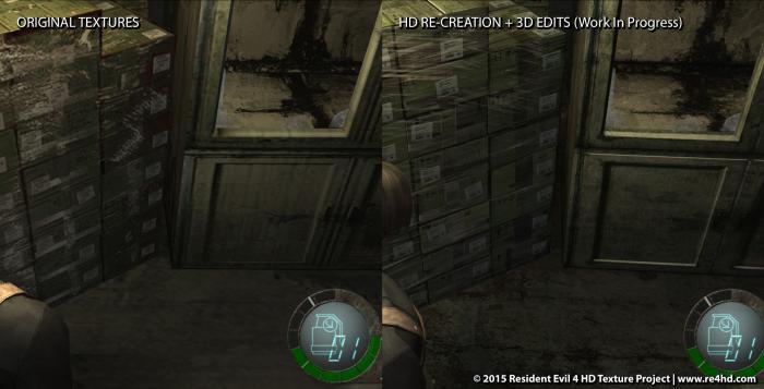 Новые скриншоты Resident Evil 4 HD Project - комната 305. 0_123388_8d238321_orig