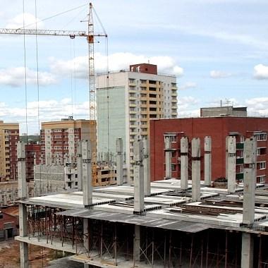 Темпы жилищного строительства в Кирове