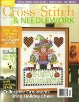 Книга Crosstitch and Needlework 09 сентябрь 2011 jpeg 39,72Мб