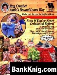 Книга Rag Crochet (Сумки из резанной ткани) jpeg 1,12Мб