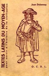 Книга Хрестоматия средневековых латинских текстов. Пособие по истории культуры