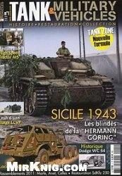 Журнал Tank & Militray Vehicles n.1