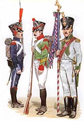 Книга Osprey Men-at-Arms 88 - Napoleon's Italian Troops