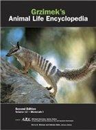Книга Grzimek's Animal Life Encyclopedia: Mammals 1