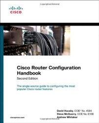 Книга Cisco Router Configuration Handbook