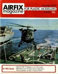 Журнал Airfix Magazine №12  1975 (Vol.17 No.4)