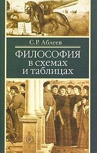 Книга Аблеев С.Р. Философия в схемах и таблицах