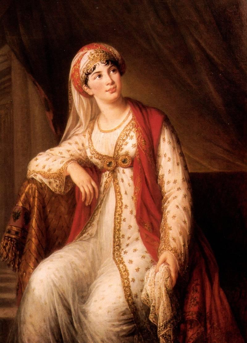 Мадам Giuseppina Грассини