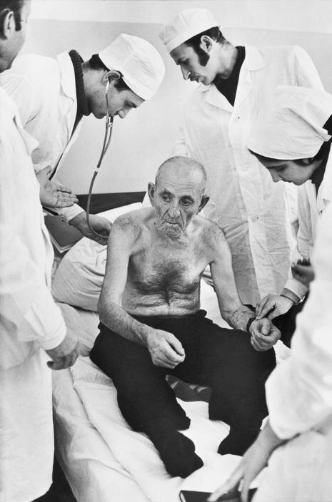 1972. Армения. Ереван. Иследование сердечно-сосудистых заболеваний в больнице