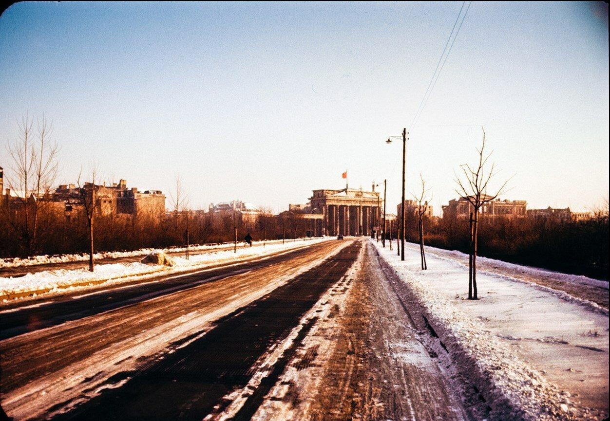 04. Зима, 1956