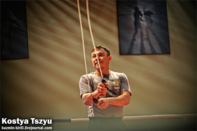 фотографии Кости Дзю. фотограф