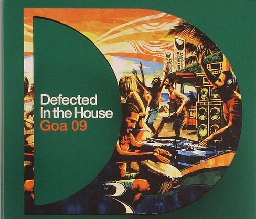 VA - Defected In The House: Goa 09