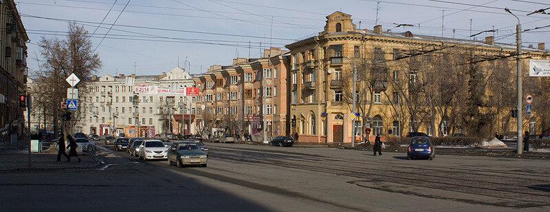Улица имени Цвиллинга, дома 33,35,37(6)