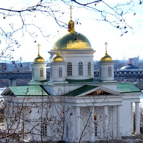 Собор в Нижнем Новгороде