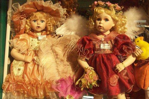 Куколки**