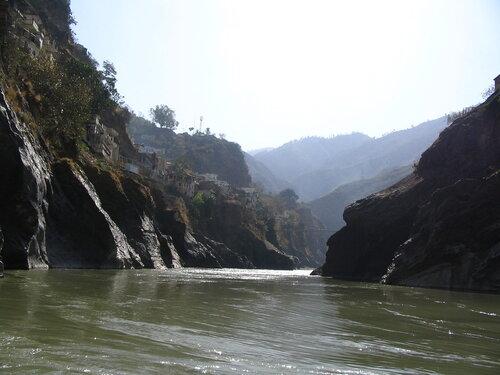 Ганга, Гималаи