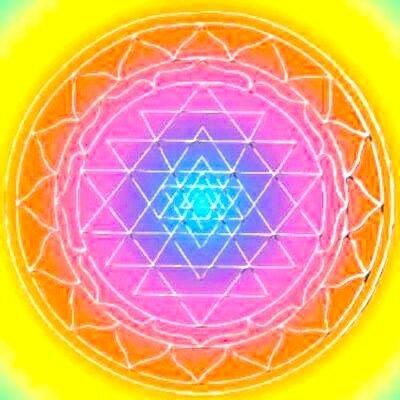 Янтра (yantra) Богини Лакшми