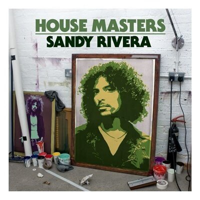 House Masters: Sandy Rivera (Unmixed) (2009)