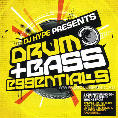 DJ Hype Presents: Drum & Bass Essentials (2CD) 2009