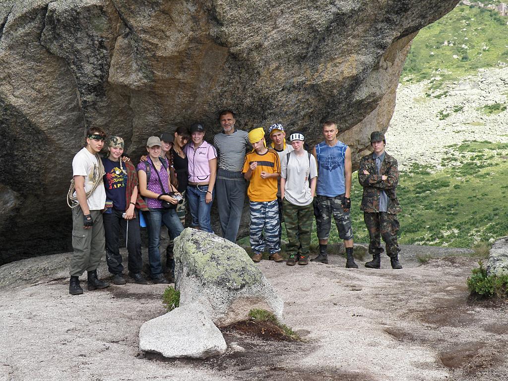 Группа августа 2008