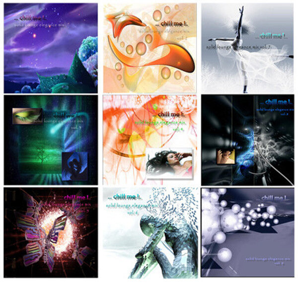 Chill me Elegance - Discography 2007-2008