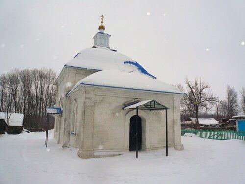 Храм Вознесения XVIII век
