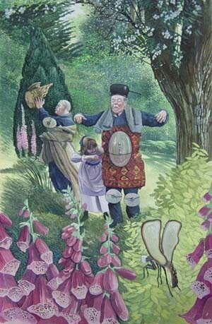 'Tweedledum & Tweedledee' Malcolm Ashman