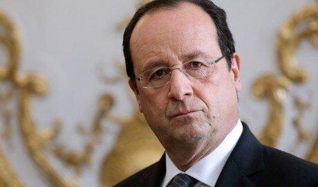 Олланд может похвастаться высочайшим рейтингом за 3 года