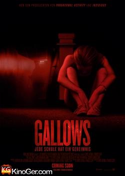 Gallows - Jede Schule hat ein Geheimnis (2015)