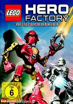 Lego Hero Factory - Aufstieg der neuen Helden (2010)